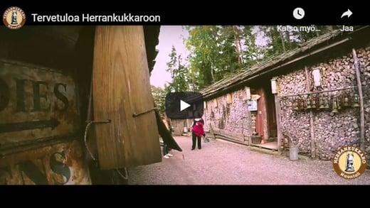 Herrankukkaro-video